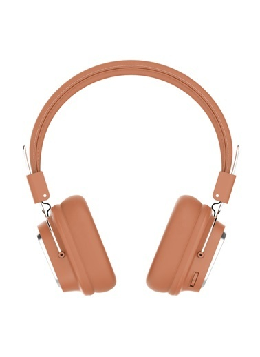 Sodo Bluetooth Tf Fm Kulaküstü Kulaklık Sd-1003 Kahverengi SD-1004 Kahve